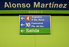 Alonso Martínez (@Visual_Mind) Tags: madrid city spain spanish professionalphotographer wayfinding directional pereira miguelpereira wwwmiguelpereiraes