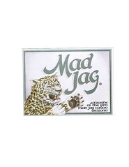 Mad Jag label closeup (Madjag) Tags: weed marijuana madjag cannabis sinsemilla growers arizona desert