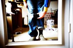 me in the mirror #1 (lomokev) Tags: blue england selfportrait me fashion mirror lomo lca xpro lomography crossprocessed xprocess brighton kevin lomolca jeans meredith puma agfa jessops100asaslidefilm agfaprecisa tracksuit lomograph portrate lomokev kevinmeredith addidas agfaprecisa100 cruzando selfportrate psfk mycooljeans precisa jessopsslidefilm flickr:user=lomokev file:name=lomo0405211
