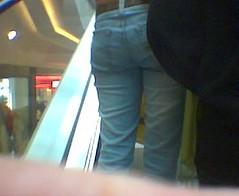 JeansBirm_01 (sjakk) Tags: jeans psfk birmingham uk ad sign escalator mycooljeans
