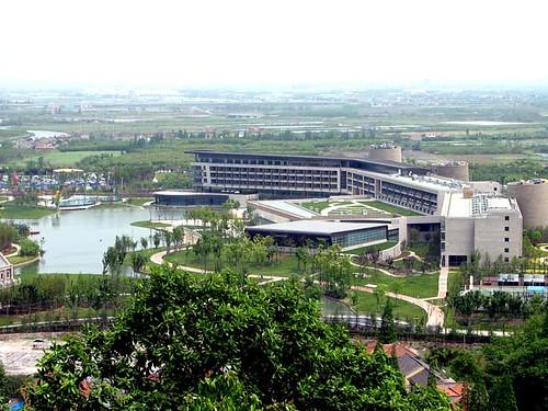 Le Meridien She Shan Shanghai Hotel China
