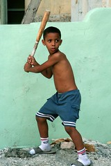 Beisebol (let's fotografar) Tags: playing kid child havana cuba criana beisebol semana27