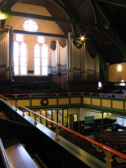 West Gallery (roath_park_mark) Tags: church southwales wales cardiff victorian organ baptist theparade tredegarvillebaptistchurch tredegarville