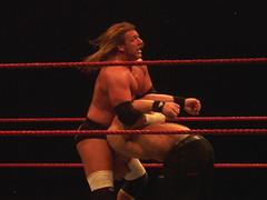 Triple H & John Cena