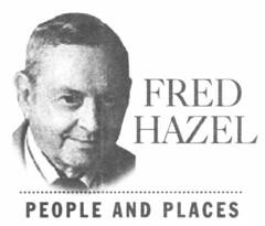 Fred Hazel Telegraph Jounal