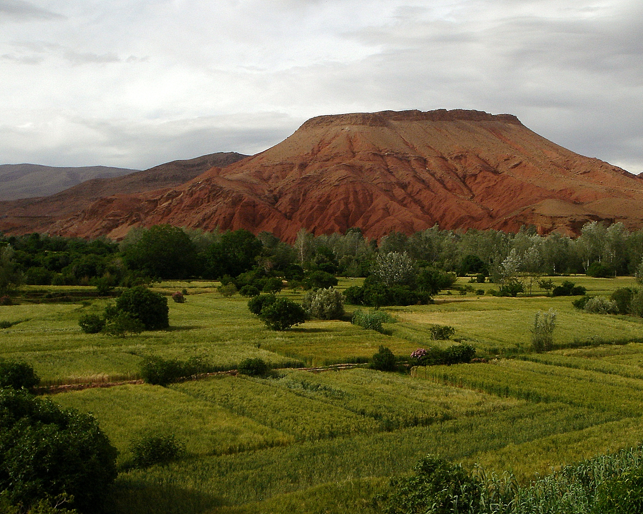 nature of morocco