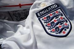 Englands tröja