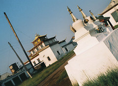 Monastery near Ulan Ude