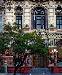 Palacio de Aguas Corrientes (drear2ta) Tags: urban argentina calle buenosaires 50club