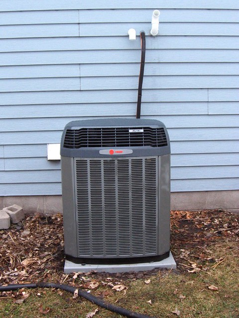 Central Air Conditioner: Trane Central Air Conditioner