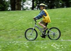 Buckman Elem. bike safety class
