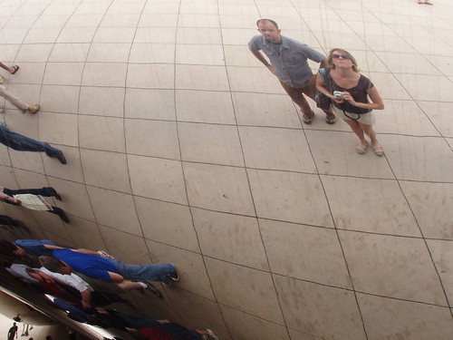 """The Bean"" Millenium Park"