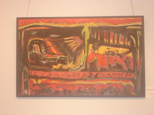 art aritst andykane