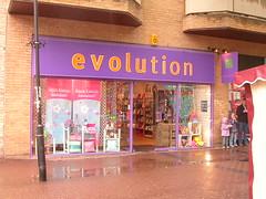 Cambridge Evolution shop