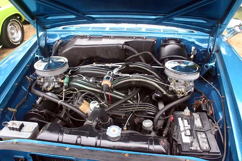 Sold 1962 Mopar 413 Max Wedge Long Tube Cross Ram