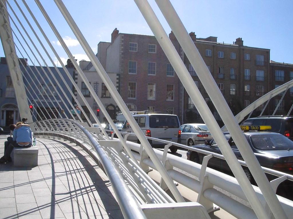 Bridge Over The Liffey