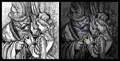 Munro's Blue Beard, transformed by me (Carla216) Tags: keys fdsflickrtoys foreboding collages 17thcentury marriage anger literature horror 1696 temptation charlesperrault fairytales storytelling photomontages diptychs mothergoose bluebeard ebooks horrorliterature djmunro subdolous forgrimoire