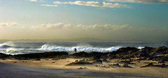 Straddie Beach (AC21) Tags: sea beach fishing sand queensland myfave interestingness379 i500