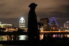 Downtown at Nite (loose_canon) Tags: night austin downtown cityscape nite