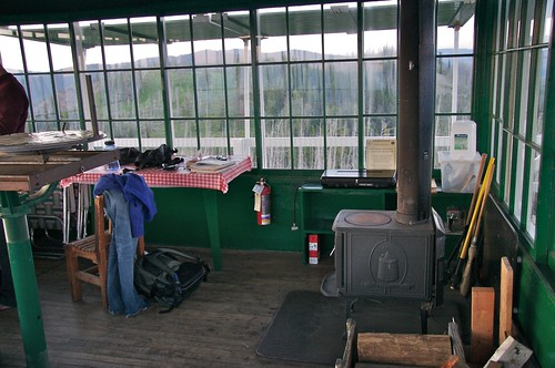 Stoves, etc - Gird Point Lookout Tower