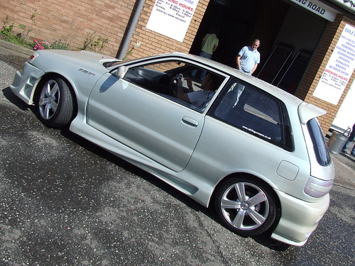Toyota Starlet GT Turbo