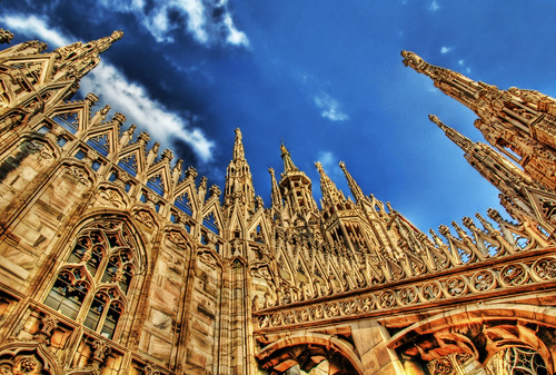 Spires of the Duomo