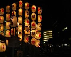 gion matsuri (gochie*) Tags: summer festival kyoto 2006 gion  karasuma