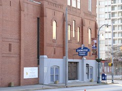 Atlanta's Ebenezer Baptist Church (by: wenzday01/Wendy, creative commons license)
