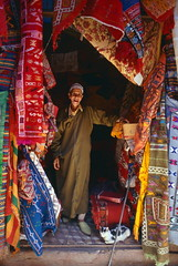 Marrakech Carpet-seller