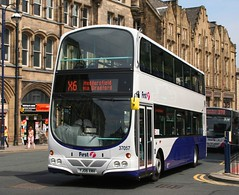 37057 (Thrash Merchant) Tags: bus buses canon eclipse volvo bradford wright publictransport eos350d gemini huddersfield firstbus roadtransport firstgroup b7tl thrashmerchant