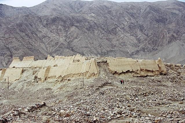 Ruins of Stone City‖新疆喀什·石头城遗址石头城遗址位...