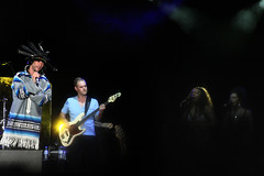 Jamiroquai (fabbio) Tags: uk london victoriapark livemusic hackney jamiroquai canoneos350d loveboxweekenderfestival