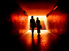 The way out? (from Hell) (Giampaolo Macorig) Tags: topv2222 out topv555 topv1111 hell apocalypse inferno exit parallax topf150 uscita aplocalisse