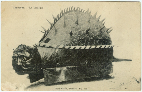 This is a French Post Card.