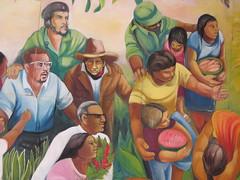 Some guys (birdfarm) Tags: color art latinamerica painting mural colorful arte revolution nicaragua publicart managua revolutionary sandinista latinoamérica revolutionaryart sandinismo artepúblico arterevolucionario latinoaméricano batahola centroculturalbataholanorte