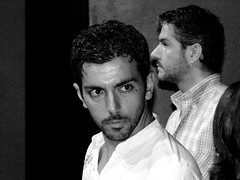 Deep Eyes (brilliantdandy) Tags: face ego actors eyes italian play theatre rehearsal shakespeare cris brilliant cristiano dandy commedy brilliantdandy