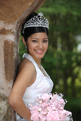 Quinceanera - Yeni (DelMarProductions) Tags: wedding digital photography video photos boda dream weddings fotografia productions bodas quinceanera videography quinceaneras