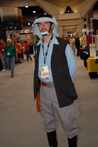 Comic Con 2006: Rebel Trooper
