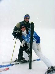 Corno alle Scale 2004 02 (Conanil) Tags: schnee snow ski scale nieve sneeuw neve neige valeria sci alle conan vfg esqui corno