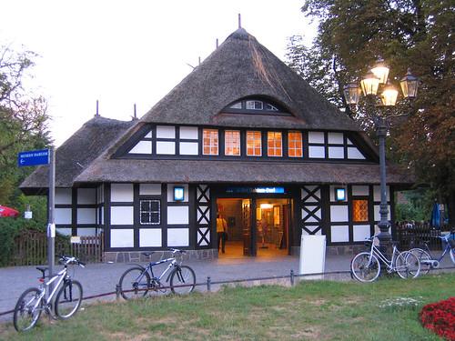 Dahlem-Dorf, U-Bahn Line 3, Berlin