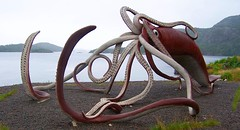 Giant Squid, Glover