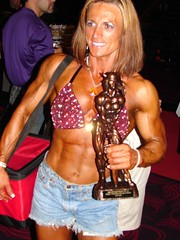 Chris Sabo (hansk01) Tags: female muscle bodybuilding fbb christinesabo