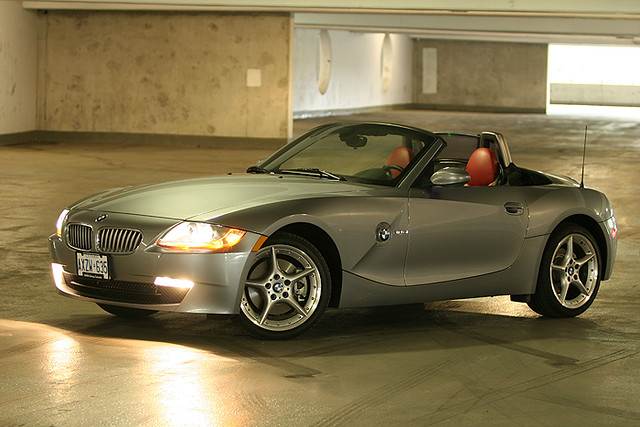 auto car convertible german bmw z4 purcell roadster bimmer ©2006russellpurcell ©russellpurcell russpurcell russellpurcell