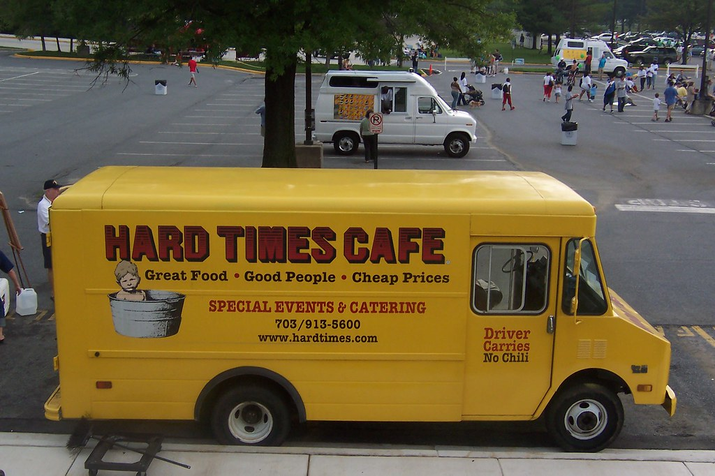 Hard Time Cafe Truck (Rockville, MD)
