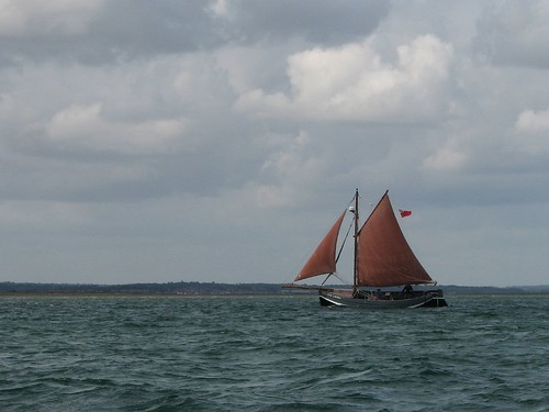 Red Sails by Alastair Rae