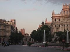 Madrid (Petezin) Tags: madrid cibeles puertadealcal