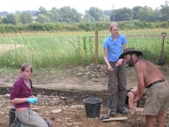DSCN3285 (wickenpedia) Tags: archaeology sarah kevin naomi wicken wwwwickenarchaeologyorguk