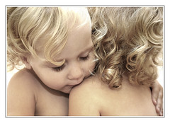 love... (joyrex) Tags: love twins toddler bravo top20childportrait cuddle top20childhallfame abigfave