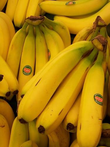 Banana's por Valerie Everett.
