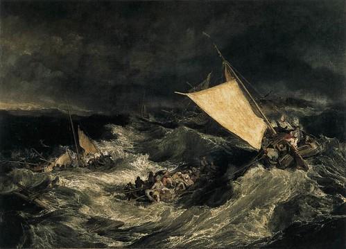 W.Turner-Shipwreck